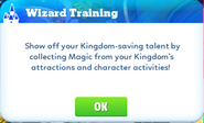 Me-wizard training
