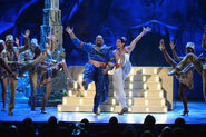 Aladdin and Genie Musical