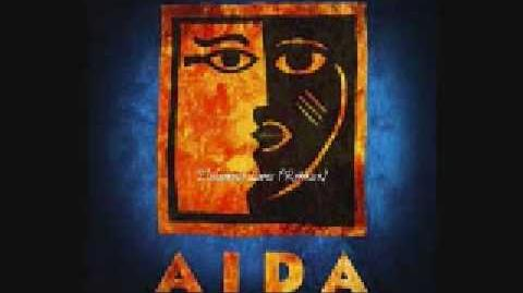 Aida - Elaborate Lives (reprise), Enchantment Passing.....