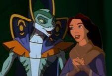 Belle's parents