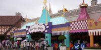 Peter Pan's Flight (Tokyo Disneyland)