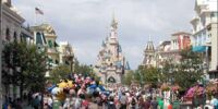 Main Street, U.S.A. (Disneyland Paris)