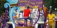 Disney Share a Dream Come True Parade