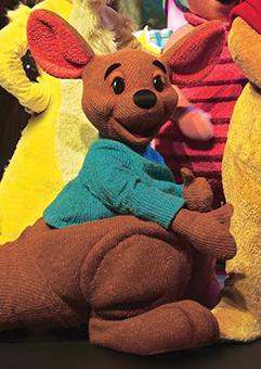 Disneyland Characters Roo