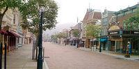 Main Street, U.S.A. (Hong Kong Disneyland)