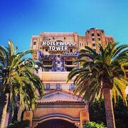 The Twilight Zone Tower of Terror DCA January 2013