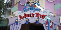 Judge's Tent