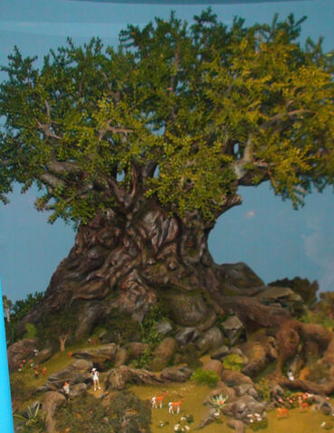 File:Tree of Life Scale Study Model.jpg
