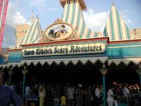 Snow White's Scary Adventures Magic Kingdom