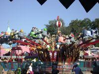 Dumbo the Elephant Magic Kingdom