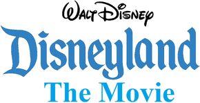 Disneyland The Movie art box