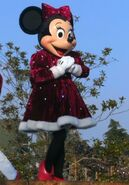 01 DLP Minnie Mouse