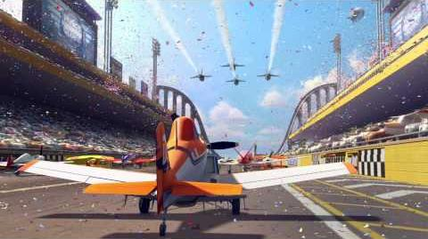 Disney's Planes - On Blu-ray Combo Pack and Digital HD Nov 19!