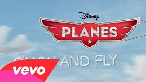 "Jon Stevens - Fly (from ""Planes"")"