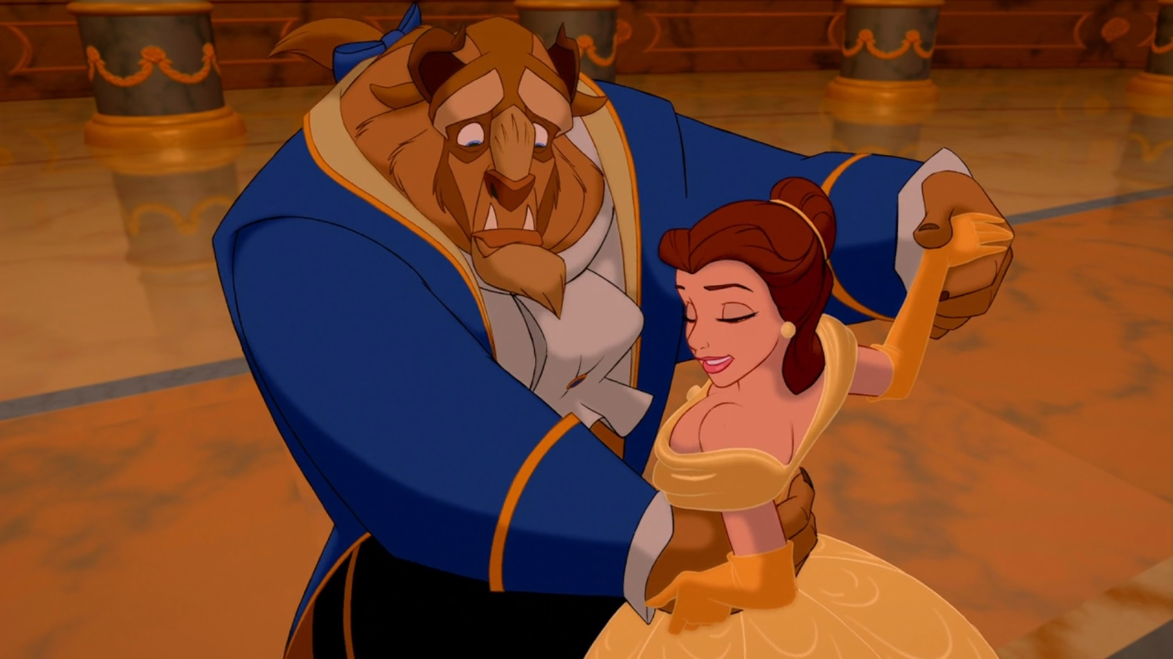 File:Belle and the Beast Dancing.jpg
