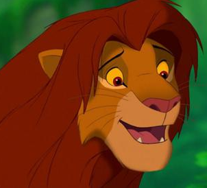 File:The Lion kING SIMBA.png