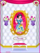 Sweetie's Portrait With Snow White 2