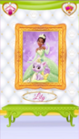 Lily's Portrait With Tiana 2