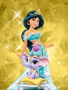 Jasmine and taj by unicornsmile-d9hbbmx