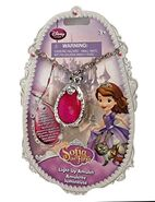 Sofia The First Pink Amulet Light Up Right Side