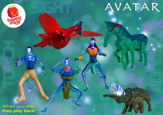 File:Avatar Happy Meal Toys.jpg