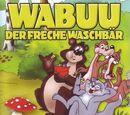 Wabuu the Cheeky Raccoon
