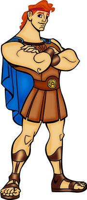 Hercules (strong hero)