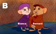 Bernard and Bianca
