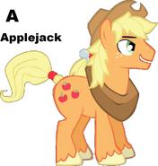Applejack (Stallion version)