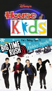 Disney's House of Kids - Pete's Holiday Caper 9- Big Time Rush Holiday Bundle
