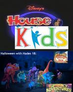 Disney's House of Kids - Halloween with Hades 18- Dinosaur Train Spooky Adventures