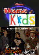 Disney's House of Kids - Halloween with Hades 17- Cory's Halloween Shows with Boy Meets World