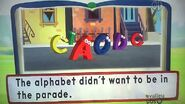 The Alphabets Sad Day