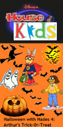 Disney's House of Kids - Halloween with Hades 4- Arthur's Trick-or-Treat