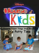 Disney's House of Kids - My Favorite Talent Things Show Movies 16- It's Potty Time