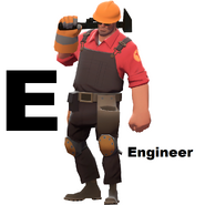 Engineer (from Team Fortress 2)