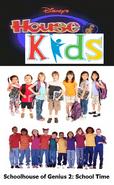 Disney's House of Kids - Schoolhouse of Genius 2 School Time