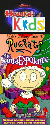 File:Disney's House of Kids - Pete's Holiday Caper 4- Rugrats & The Santa Experience.png