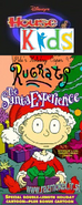 Disney's House of Kids - Pete's Holiday Caper 4- Rugrats & The Santa Experience