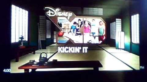 Kickin It - Sensei Rudy