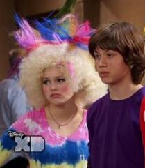 Jack and Kim in We Are Family 4