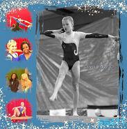 Olivia-holt-gymnastics-gabby-douglas-april-16
