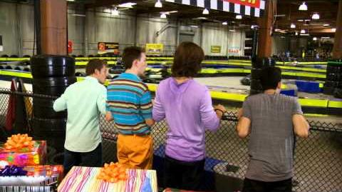 Clip - Queen of Karts - Kickin' It - Disney XD Official-1