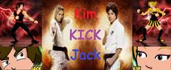 Jack/Kim banner
