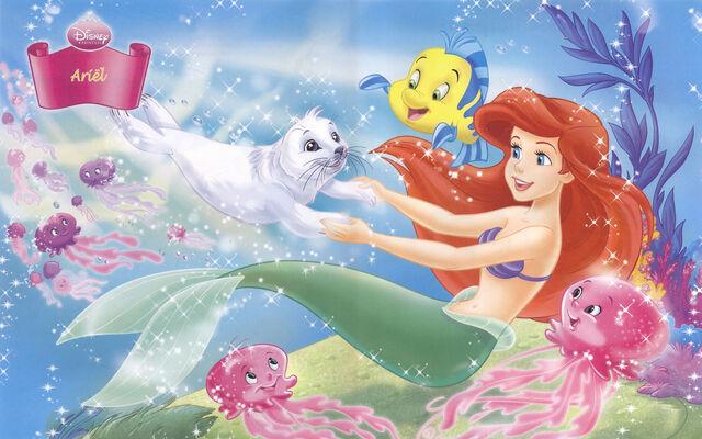 File:Ariel Wallpaper2.jpg