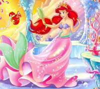 Ariel Wallpaper