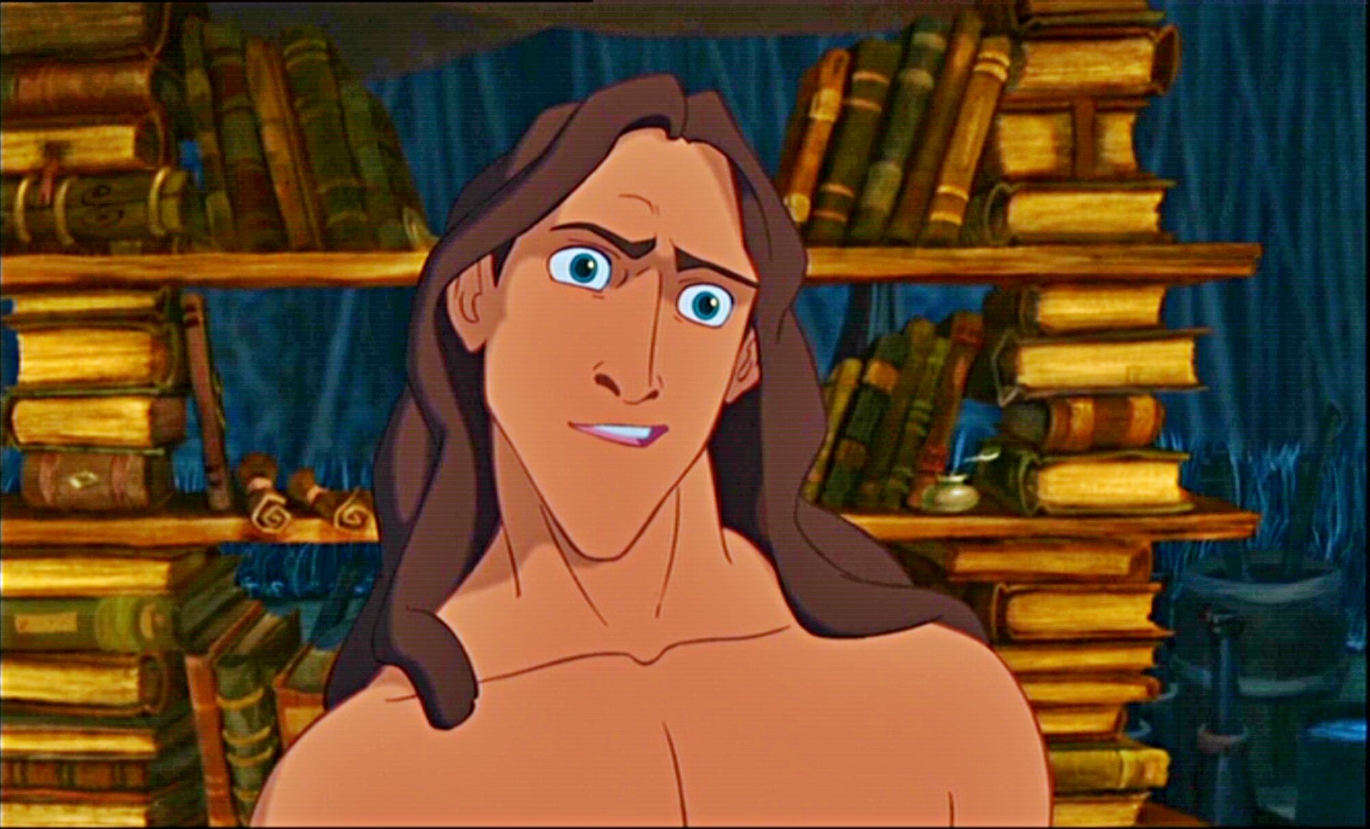 Tarzan Disney Wiki FANDOM powered by Wikia 7065994 - academia