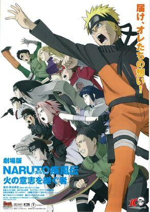 Naruto Shippuuden movie 3