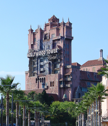 Twilight Zone Tower of Terror (Walt Disney World)   Disney ...