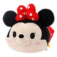 DisneyTsumTsum Plush Minnie LargeFront 2016